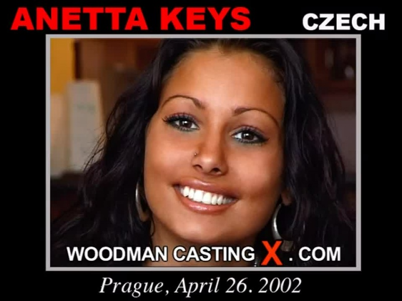 Anetta Keys Casting