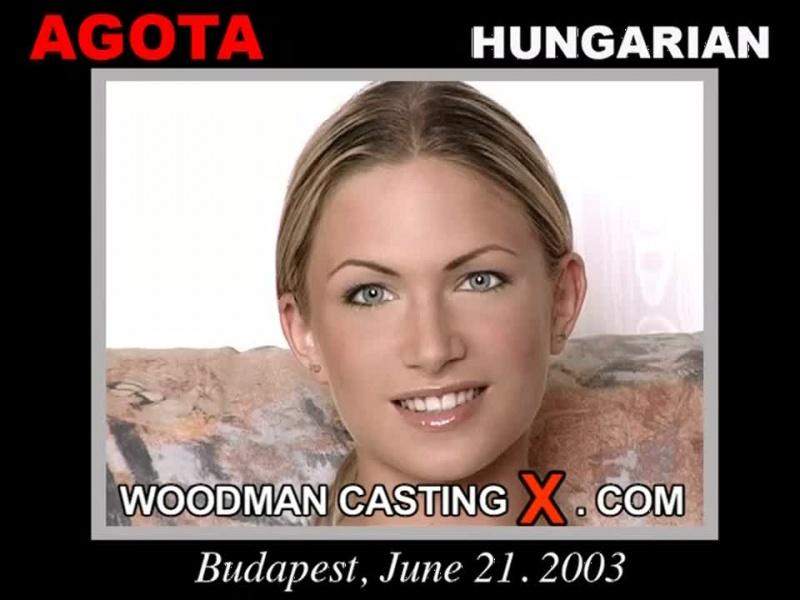 Agota Pierre Woodman Casting#2
