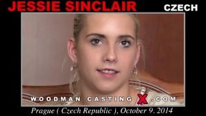Jessie Sinclair Woodman Casting X